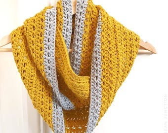 The Lightyear Infinity Scarf Crochet Pattern