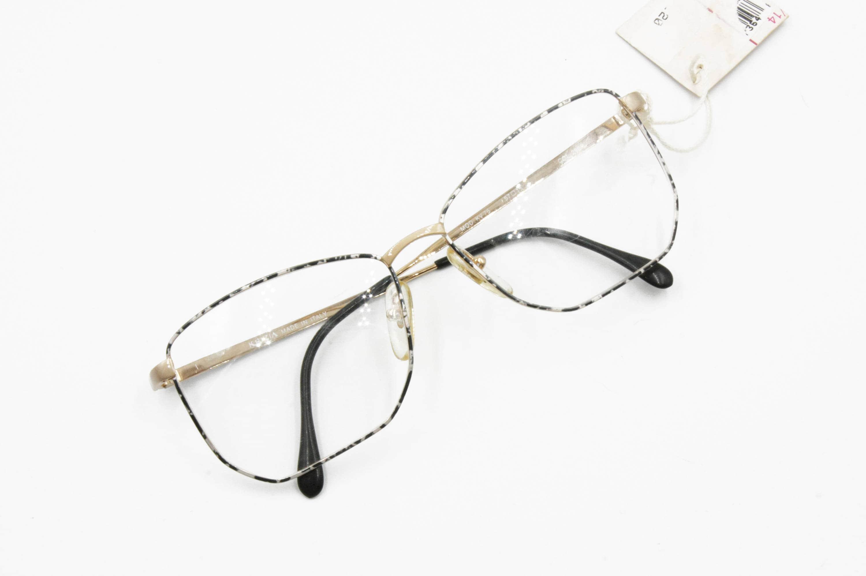 f76da7f8a6 Vintage KRIZIA womens eyewear glasses square butterfly
