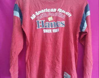 Vintage Hanes long sleeve shirts