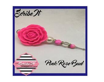 Scribe Tool Pink Rose Bud