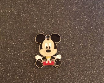 Mickey Mouse sitting charm
