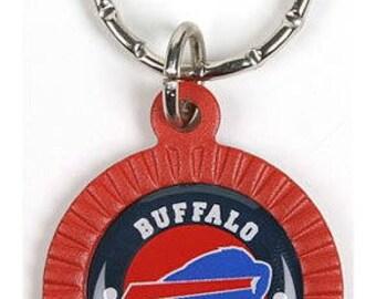 Buffalo Bills NFL Keychain & Keyring - Circle
