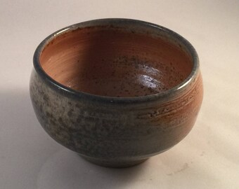 Wood-fired Hand-crafted Tea Cup Bowl