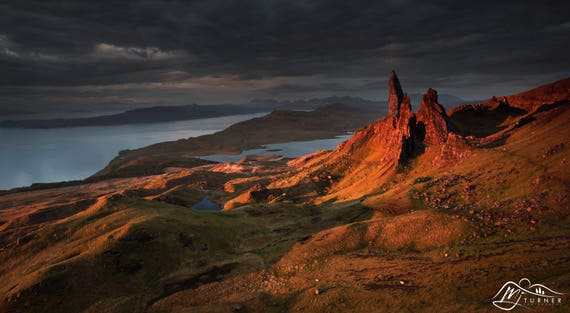 Old Man Of Storr [Photographic Print]