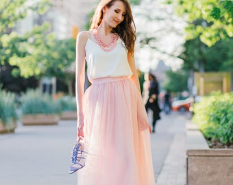 Maxi tulle skirt; Long tutu; Adult tutu skirt; Tulle skirts; Bridesmaid skirts; Bridesmaids dress; Womens tulle skirt; Floor length tutu