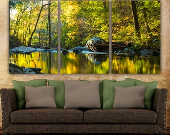 Ocoee, Ocoee River, Nantahala, Nantahala River, Nantahala Forest, Appalachia, Appalachian, Southern Appalachia, Fall Decor, Ocoee print