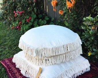 Little Himalayan Meditation cushion, sitting cushion, Zafu