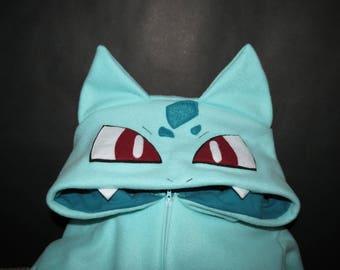 Pokemon Bulbasaur Costume