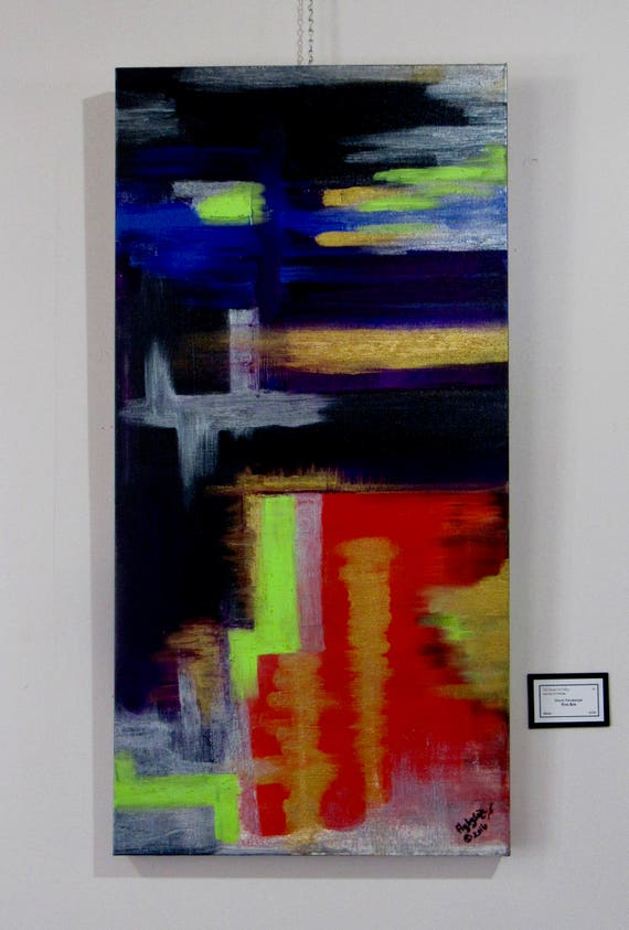 """Abstract Painting """"You Are"""""""