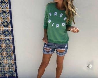 Free Bird Sweater