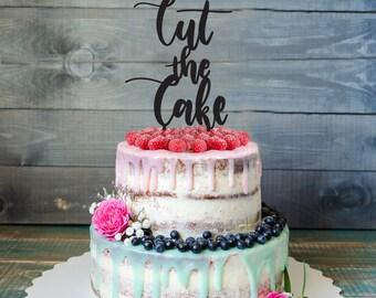 Birthday cake Topper, Customizable birthday cake topper, birthday Party, party decorations, birthday decorations, funny cake topper,