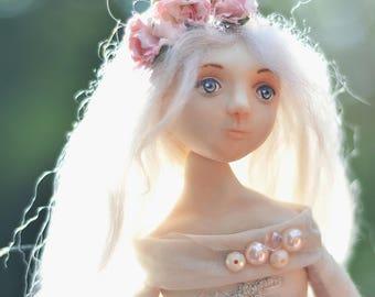 Ooak doll Ooak art doll Artdolls Art doll Swallow Artists dolls