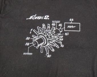 Motor Schematic T Shirt