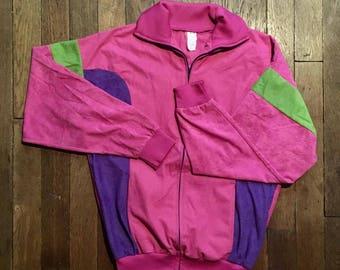 Vintage track jacket