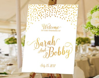 Wedding sign, Wedding Welcome Sign, Rustic Wedding Decor, wedding decoration, Bohemian wedding sign - US_WS0211a