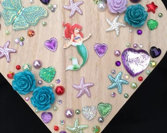 The Little Mermaid Jewellery Box