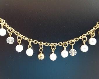 "Antique ""Pearl"" Necklace"