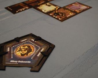 Betrayal Character Card Holder SET OF 6