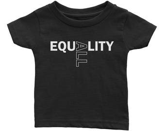 Infant / Toddler Equality Tee Shirt