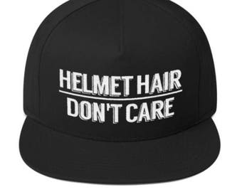 Helmet Hair Cap   Equestrian Apparel