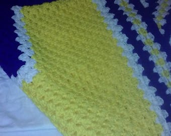 KING/QUEEN Large BLANCHETS in Laker, Raider and Rasti Colors