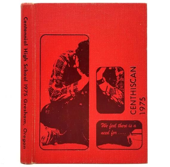 Centennial High School Yearbook (Annual) 1975 - Centhiscan Vol. 16 - Gresham, Oregon OR Multnomah County