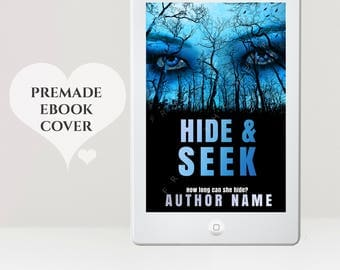 eBook Cover Design - eBook Cover - Kindle Book Cover - Crime eBook Cover - Thriller eBook Cover - Horror eBook Cover - Fiction eBook Cover