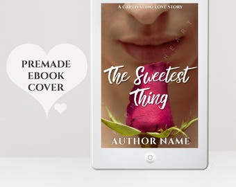 Romance eBook Cover - Premade eBook Cover Design - eReader Cover -  Women's eBook Cover - Kindle Cover