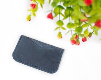 Credit Card Wallet Wallet Card Monogram Wallet Thin Wallet Leather Slim Mens Wallet Front Pocket Wallet Wallets Thin Wallet Monogrammed