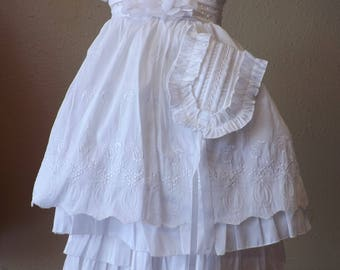 Christening Baptism Dress, christening robe, christening dress