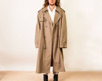 Vintage Oversized Trench Coat