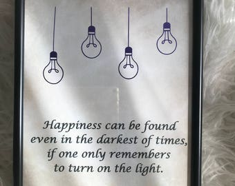 Harry Potter quotes, albums dumbledore saying