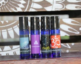 Spirituality Essential Oil Bundle