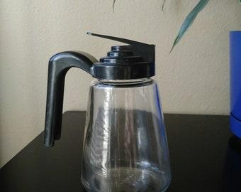 Syrup Dispenser Gemco USA Vintage