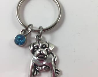 Keychain, Love Your Dog, Pet, animal, Dog