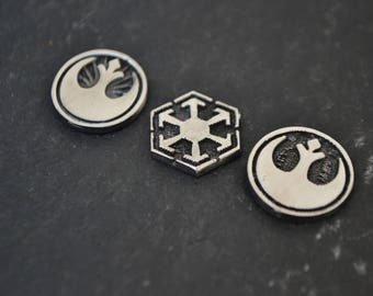 Reserved Listing for Janis - Star Wars Cufflinks