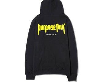 Justin Bieber Hoodie / Justin Bieber 94 / Security hoodie / Purpose Tour hoodie / Purpose / High Quality 100% / FREE Worldwide shipping