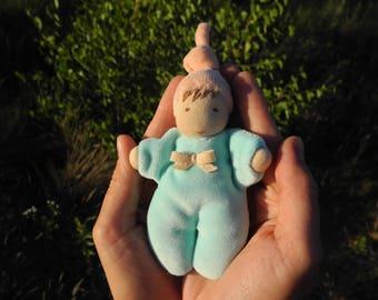 Custom Waldorf doll - Ready to ship