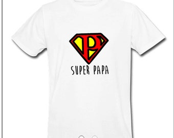 """Super Dad"" T.shirt"