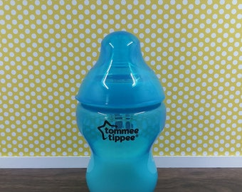 Reborn Tommee Tippee Baby Bottle Sealed Reborn Bottle with Fake Fax Milk Reborn Formula, Reborn Babies Reborn Dolls, Ready to Ship