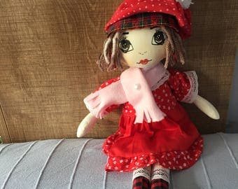 New Year Gift Doll