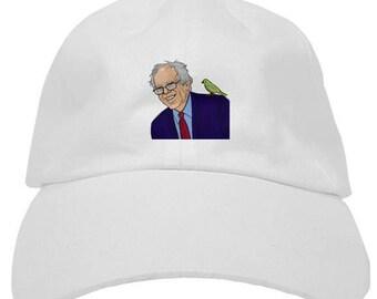Bernie Sanders 'Little Bird' Custom Dad Hat