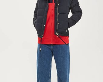 Stream Quilted Puffer Jacket