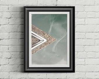 Abstract photography - Ice edge II