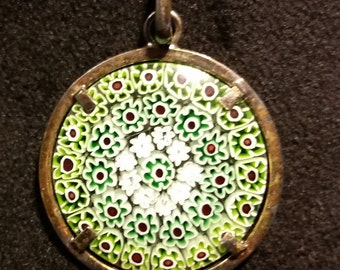 Old World Charm - Italian 'Morano' Glass Pendant