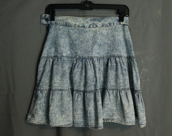 High-waisted Extra-Small Rodeo Skirt