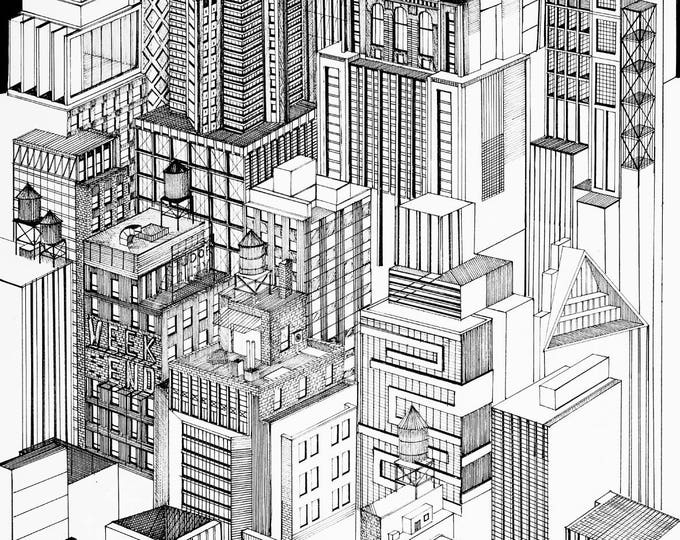 Vertical CITY (reproduction)