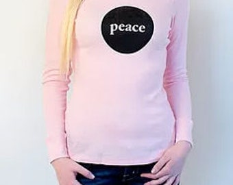 Grace Long Sleeve Thermal Tee