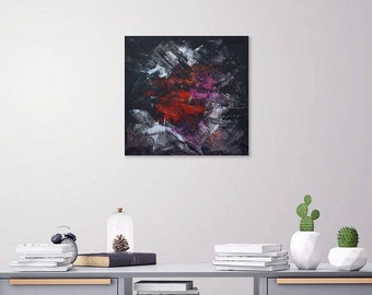 Original Abstract Expressionism Painting- Contemporary Art