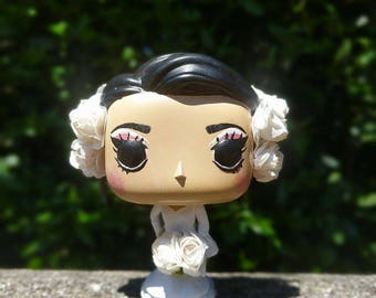 Valentina Bridal Pop Head